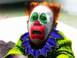 clown monkey