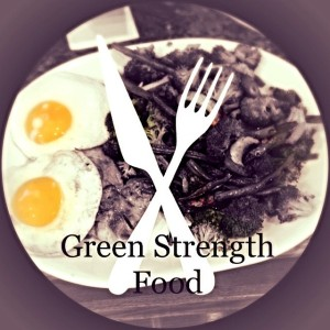 Greenstrength meal